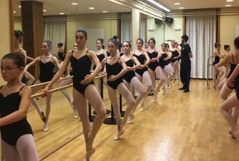 El Teatro de la Paz acoge la clausura de curso de Danza del Conservatorio de la Diputación de Albacete