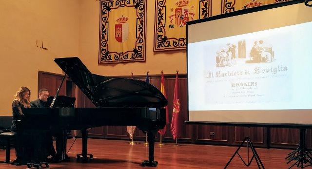 El Conservatorio de Música y Danza de Albacete ofrece este jueves su concierto por Santa Cecilia