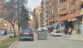 Albacete en alerta amarilla este lunes por fuertes rachas de viento
