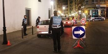 Más del 1 por ciento de los controles de alcoholemia realizados el pasado fin de semana en Castilla-La Mancha dieron positivo
