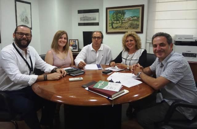 """La Junta de Castilla-La Mancha y la Asociación """"El Llanero Solidario"""" impulsan un programa de formación para jóvenes del centro Albaidel"""