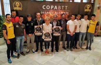 La 'Copa BTT Desafío Albacete' sigue creciendo y contará con participantes de cinco comunidades autónomas