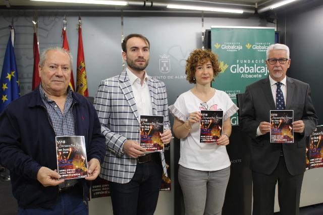 El XXVII Encuentro Coral San Juan de Albacete contará con grandes actuaciones