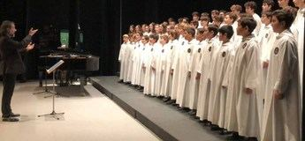 El coro Misterio d'Elx actúa este sábado en la iglesia de Ayna (Albacete)