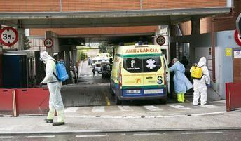 Castilla-La Mancha ha rebajado a 64 el número de hospitalizados por coronavirus