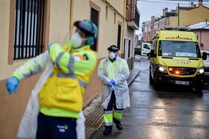 Castilla-La Mancha registra 41 nuevos casos de coronavirus y suma 25 fallecidos en las últimas 24 horas