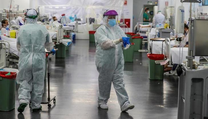 Castilla-La Mancha registra 393 casos de coronavirus y 52 fallecidos en las últimas 24 horas