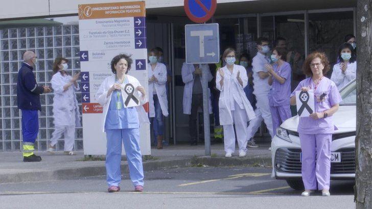 514 muertos más en España por coronavirus, la cifra diaria más baja de los últimos 19 días