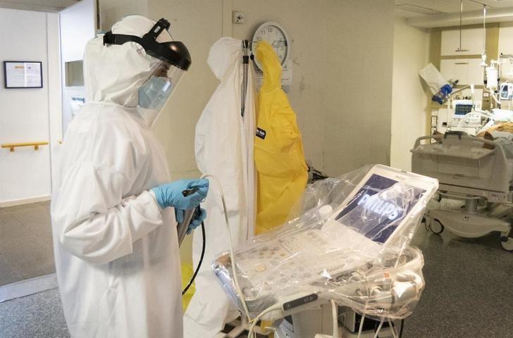 En Albacete quedan 8 hospitalizados por coronavirus, 7 en la capital y uno en Villarrobledo