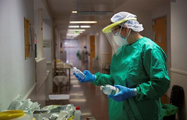 609 hospitalizados menos en una semana, balance esperanzador en Castilla-La Mancha