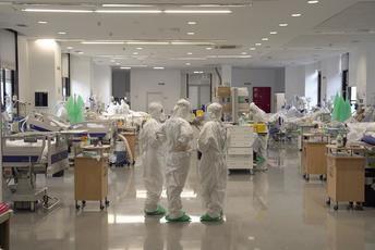 670 nuevos casos de coronavirus en Castilla-La Mancha con bajada de los hospitalizados