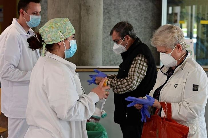 La cifra de muertes en España anota el cuarto día debajo del centenar, pero sube a 95