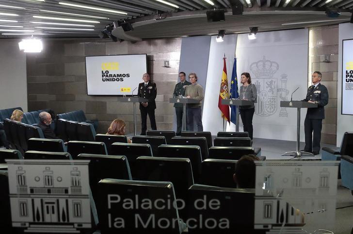 Sanidad advierte de que el 'colapso sanitario' por el coronavirus se puede producir en algunos puntos de España
