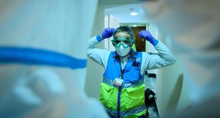 25 casos de coronavirus y 5 muertos, balance del sábado en Castilla-La Mancha