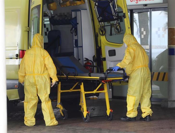 70 muertos por coronavirus, la cifra de este domingo en España