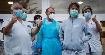 Coronavirus: Más de 1.000 altas en Castilla-La Mancha durante la última semana