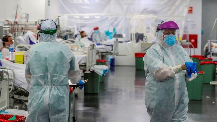 1.496 nuevos casos de coronavirus en Castilla-La Mancha, con Toledo sumando casi la mitad de ellos