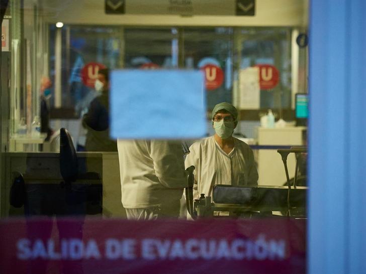 España llega a 146.690 casos de coronavirus y el número de muertes diario sube hasta 14.555