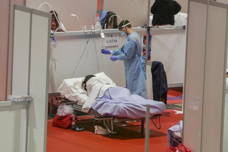 380 altas más en Castilla-La Mancha y ya son 3.378 las personas que han dejado atrás el coronavirus