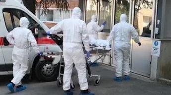 Imagen de Italia, donde el coronavirus está afectado gravemente al norte del país.