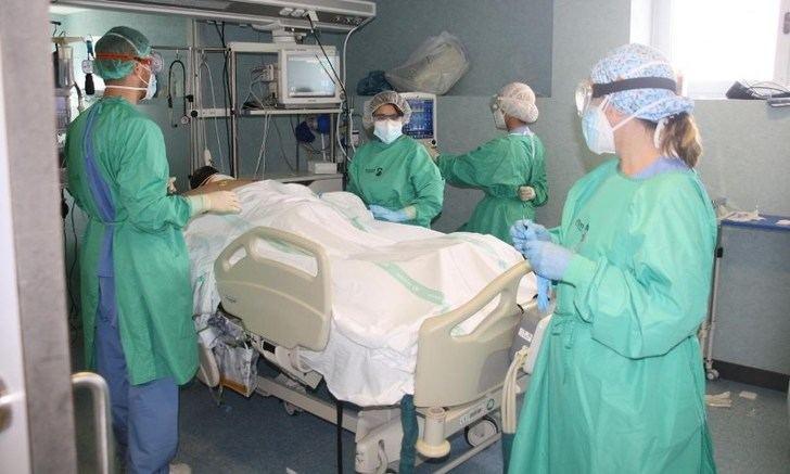 Un estudio hecho en hospitales de Albacete y Guadalajara dice que 54% de hospitalizados por COVID precisa rehabilitación