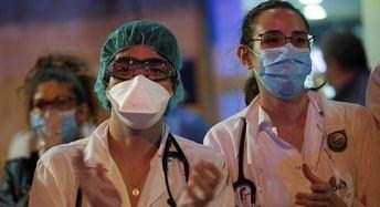 El personal de sanidad, héroes cada día en la lucha por el coronavirus