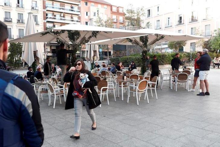 El Ayuntamiento de Madrid y los hosteleros se reúnen para estudiar reapertura
