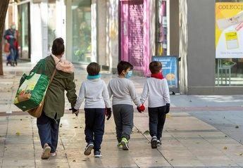 Los niños pueden salir desde este domingo a la calle. Consejos para salir sin riesgo