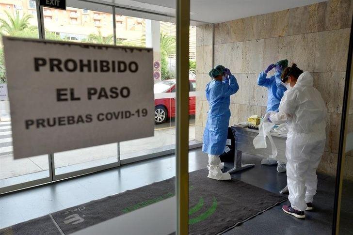 Castilla-La Mancha suma 11 muertos y 695 casos más de coronavirus