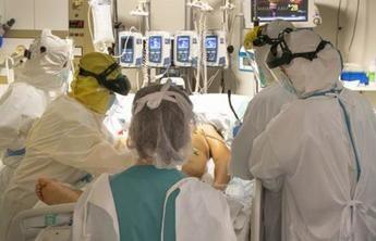 Descenso de casi 200 casos positivos de coronavirus en Castilla-La Mancha