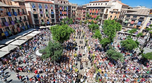 San José (19 de marzo) y Corpus Christi (11 de junio) serán festivos el año próximo en Castilla-La Mancha