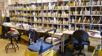 Los sindicatos en Correos advierten de la pérdida de 120 empleos en Albacete desde 2008