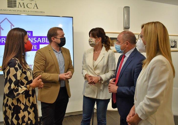 Más de 700 familias de Albacete podrán beneficiarse desde el 20 de octubre del Plan Corresponsables