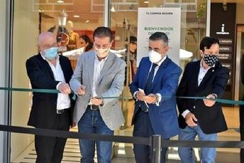 Inaugurada una tienda outlet de El Corte Inglés en Albacete