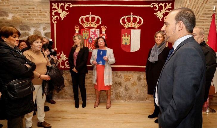 Estreno de las jornadas de 'puertas abiertas' en las Cortes de Castilla-La Mancha