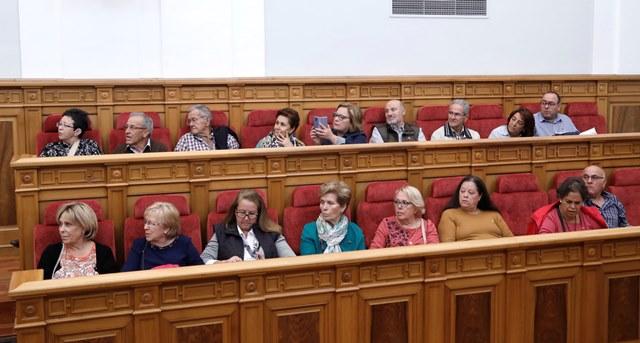 Las Cortes de Castilla-La Mancha tendrán desde ahora un día de puertas abiertas al mes