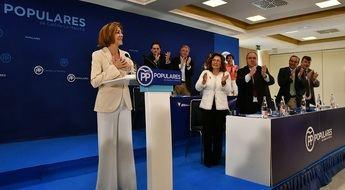 María Dolores de Cospedal deja el Comité Ejecutivo del PP pero mantiene su escaño