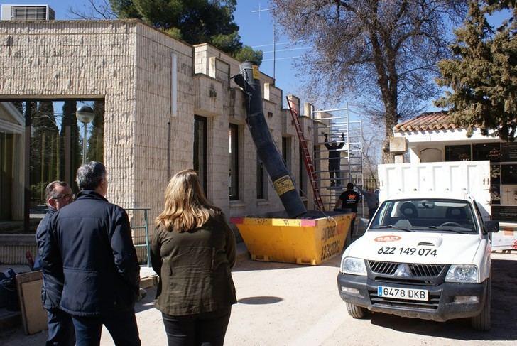 El crematorio del cementerio municipal de Albacete vuelve a estar en funcionamiento