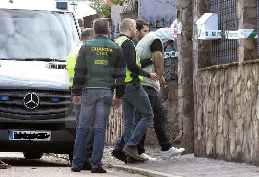 El cuádruple crimen de Patrick Nogueria en Pioz. La pregunta es si fue algo premeditado o un ataque de cólera