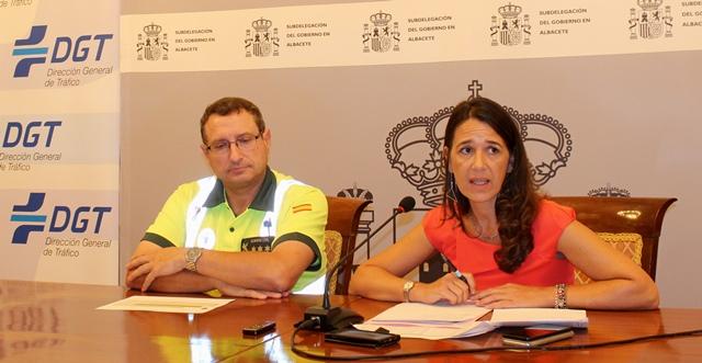 Los drones de Tráfico multarán en las carreteras de Albacete desde este mes de septiembre