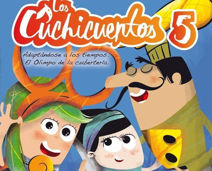 """El Museo Municipal de la Cuchillería de Albacete acoge la presentación de quinto volumen de """"Los Cuchicuentos"""""""