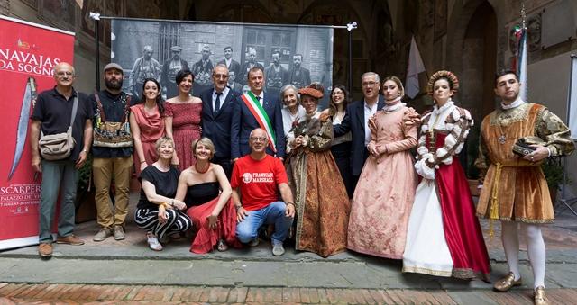 El Museo de la Cuchillería de Albacete participa en la exposición temporal 'Navajas da sogno', en Italia