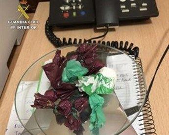 Detenido un hombre de 51 años por tráfico de drogas en Cuenca e intervenidos 16 gramos de cocaína