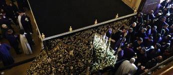Imagen de la procesión de Cuenca