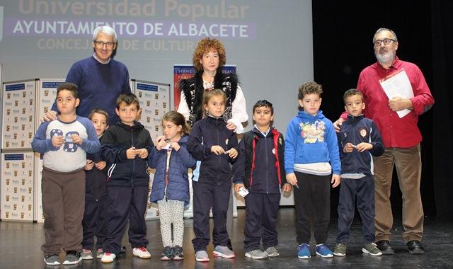 """El programa de Cuentacuentos 2018-2019 """"despertará el interés por la lectura y el teatro entre los escolares de Albacete"""", en sus 546 sesiones"""