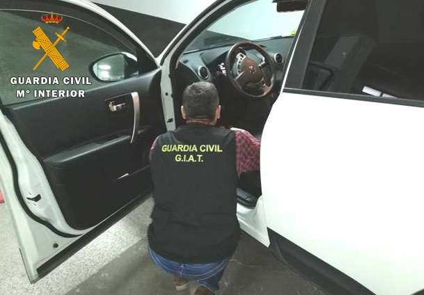 Cinco investigados en Albacete por manipular el cuentakilómetros de 48 coches