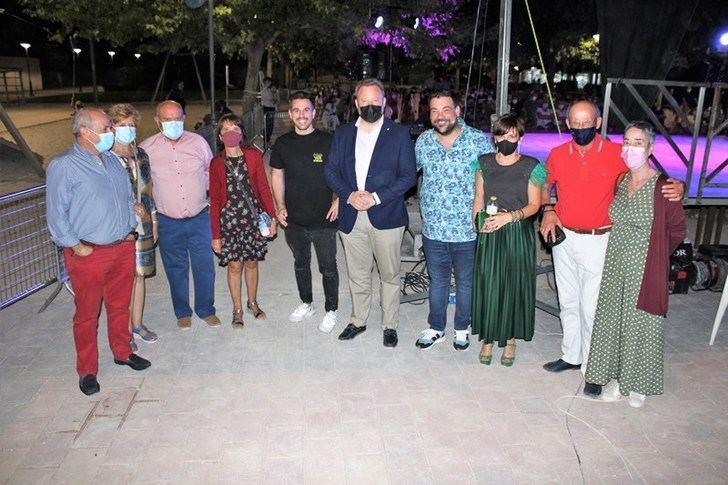La programación 'Barrios AB Septiembre 21' finaliza después de 25 espectáculos culturales