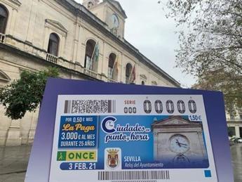La ONCE deja un premio de 350.000 euros en Toledo, con 10 cupones premiados