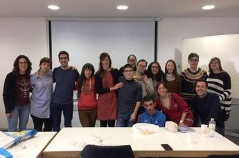 'Curso de Atención al cliente' organizado por Asprona en colaboración con el Ayuntamiento de Albacete