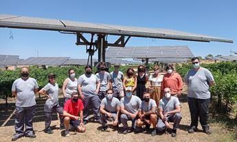 Un total de 15 desempleados se forman en Castilla-La Mancha en montaje y mantenimiento de instalaciones solares fotovoltaicas